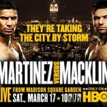 Sergio Martinez vs. Matthew Macklin: The Boxing Tribune Preview