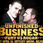 Tyson Fury And Martin Rogan In Irish Blockbuster Saturday Night
