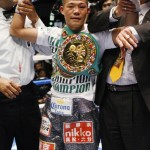 Koki Kameda defends his bantamweight title Wednesday against Nouldy Manakane