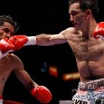 Omar Narvaez drops back to super flyweight to defend his title against Jose Cabrera
