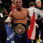 Luis Del Valle takes on Chris Martin in the opening bout of Friday's edition of ShoBox