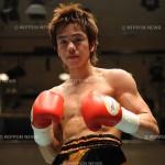 Shimizu takes on Singwancha to unify WBA super flyweight title, Wednesday April 4