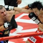 Yamanaka upsets Darchinyan; Ao, Hasegawa victorious