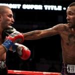 Anselmo Moreno defends bantamweight title against David De La Mora, April 21