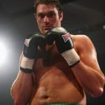 Tyson Fury Stops Rogan In Five, Left-Handed