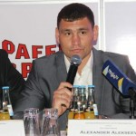 Alekseev, Arslan contest EBU Cruiserweight title this Friday, Eyeing WBO shot.
