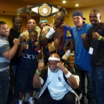 Dhafir Smith outboxes Ferrante, Vasquez Returns in Style