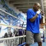 Dhafir Smith on Sparring with Ward and Bute, Fighting with Ferrante