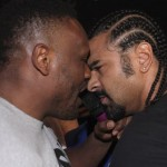 Rumours of another Haye v Chisora spectacle abound on eve of Warren's big announcement