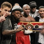 Mayweather, Bieber, and Fiddy-- Oh My! Magno's Monday Rant