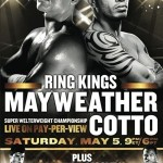 Mayweather vs. Cotto does 1.5 million PPV buys