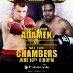 Fight Night 4: Heavyweight Time with Chambers and Adamek