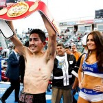 Leo Santa Cruz vs. Eric Morel on Alvarez-Lopez undercard, September 15