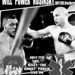 No Rest? No Problem: Rosinsky Ready for Pavlik on July 7th