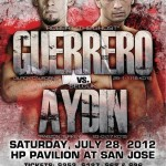 Guerrero Scores UD Win over Aydin, Porter Beats Gomez on Showtime