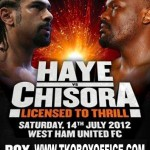 Haye v Chisora. The ifs, buts and maybes.