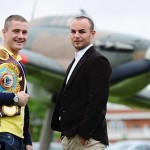 Burns And Mitchell Sign For Best of British Superfight Sept 8th