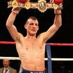Derry Matthews offered title shot after losing British title to Rees