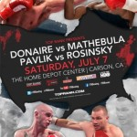 Nonito Donaire vs. Jeffrey Mathebula: The Boxing Tribune Preview
