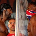 David Haye And Dereck Chisora Resolve All The Issues Saturday Night in London