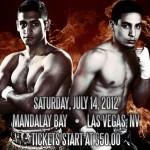 Danny Garcia Stops Khan in Four, Unifies WBC & WBA Titles