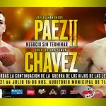 Jorge Paez Jr. vs. Omar Chavez II: Better than the sum of its parts