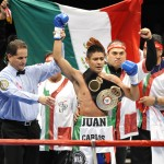 Salgado Defends IBF Title Against Barros on Saturday