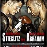 Stieglitz Defends WBO Title Against Arthur Abraham, Saturday August 25