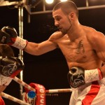 Tony Luis and a Fighter's Move from Prospect to Contender