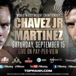 Martinez vs. Chavez: Boxing Tribune's Gary Purfield debates with Pro Prospect, Tony Luis