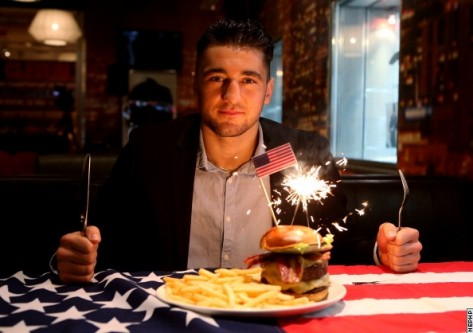 nathan-cleverly cheeseburger