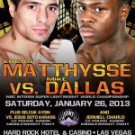 Lucas Matthysse vs. Mike Dallas Jr.: The Boxing Tribune Preview