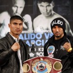 Orlando Salido vs. Mikey Garcia: WBO title bout headlines HBO triple-header on Saturday
