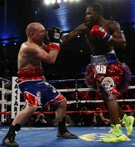 Broner Rees Boxing
