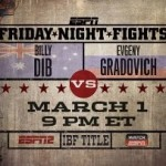 Bill Dib vs. Evgeny Gradovich: FNF Preview