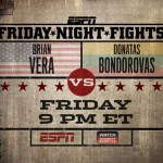 Brian Vera vs. Donatas Bondorovas, Jackson Junior vs. Umberto Savigne : FNF Preview