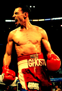 "Robert ""The Ghost"" Guerrero"