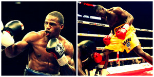 Chad Dawson(L), Adonis Stevenson(R) clash on June 8th.