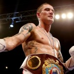 "Ricky Burns: ""I know my jaw's OK…"""