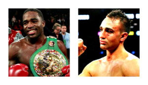 Broner(L), Malignaggi(R) clash on June 22nd in Brooklyn, NY.