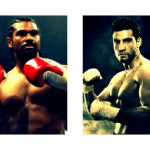 Haye(L), Charr(R) postponed as Haye suffers hand injury.