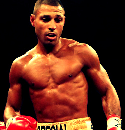 Kell Brook out of fight against Alexander.
