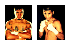 Ponce De Leon(L), Mares(R) set for war tomorrow night(May 4th).