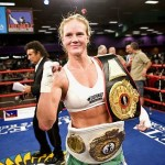 Holly Holm Retires: Women's Boxing: The Weekly Wrap Up