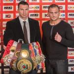 Leave the Gun, Take the Cannoli: Wladimir Klitschko vs. Francesco Pianeta