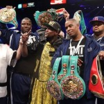 History in the May King: This is boxing's Sunday Brunch