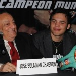 Jose Sulaiman and Julio Cesar Chavez Jr: An Erotic Love Story; Magno's Monday Rant