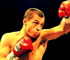 Scott Quigg inks with Matchroom Sport.