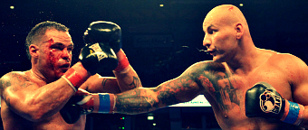 Mike Mollo(L), and Artur Szpilka(R) clash for a second time on August 16th.