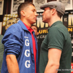 Gennady Golovkin vs Matthew Macklin… Bombs Away!